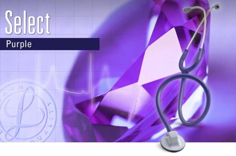 【正規品】 リットマン 聴診器 セレクト 2294 パープル 3M スリーエムヘルスケア【条件付返品可】