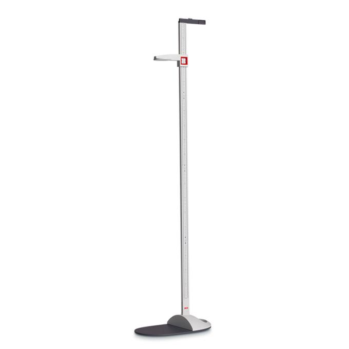 seca 217 ワンステップ身長計 使用範囲20~205cm 最小目盛1mm サイズW328xH2145xD574mm 1台【条件付返品可】