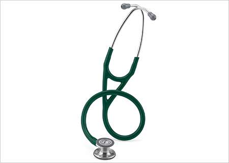 【正規品】 リットマン 聴診器 カーディオロジー IV 6155 ハンターグリーン 69cm 3M スリーエムヘルスケア【条件付返品可】