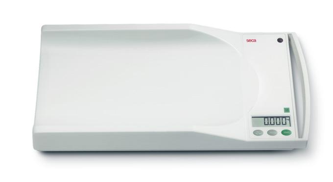 seca 336 デジタルベビースケール [検定付] 最大荷重15kg 最小目盛10g 重量3.4kg 1台 【キャンセル・返品不可】