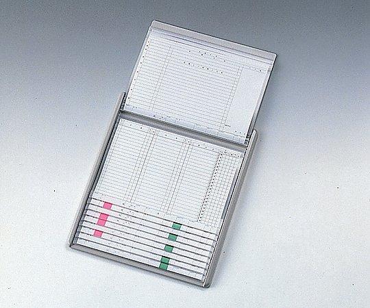 カードインデックス A4(横1面)10名用 HC111C-1 1冊【条件付返品可】