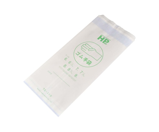 HP滅菌バッグ 150x330mm TS-110 1箱(500枚入り)【条件付返品可】