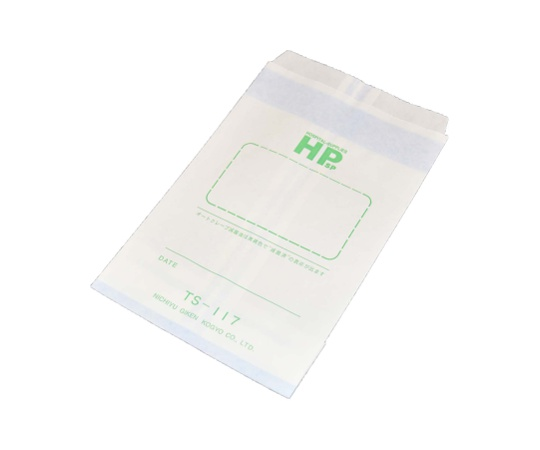 HP滅菌バッグ 100x150mm TS-117 1箱(1000枚入り)【条件付返品可】