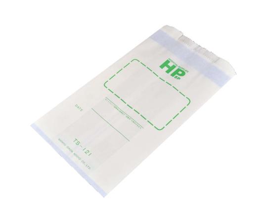 HP滅菌バッグ 140x70x250mm TS-121 1箱(500枚入り)【条件付返品可】