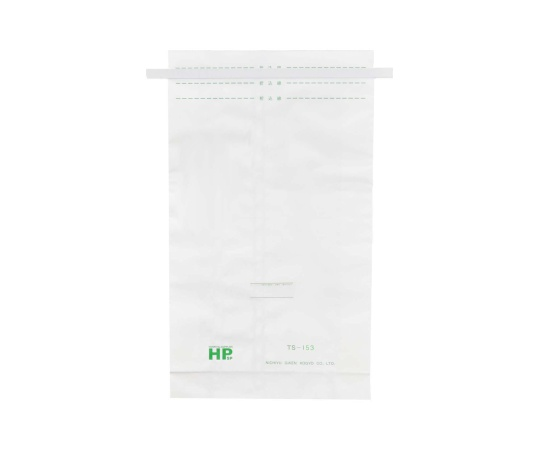 HP滅菌バック 330x100x570mm TS-153 1箱(100枚入り)【条件付返品可】