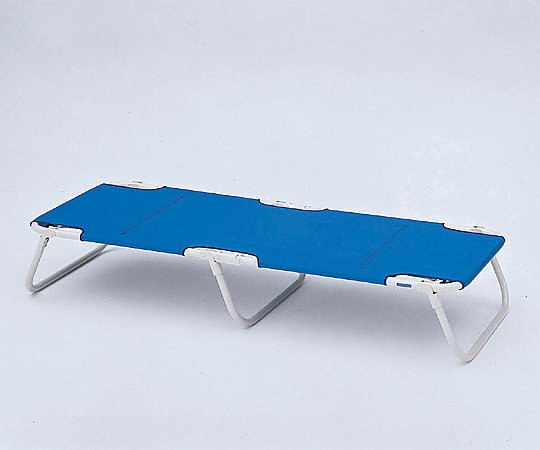 キャンパスベッド (ビニール帆布床) PT-2083 1台【大型商品】【同梱不可】【代引不可】【返品不可】