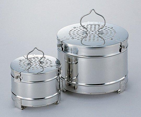 フィルター式ガーゼ缶丸型 φ270x180mm 270 1個【返品不可】