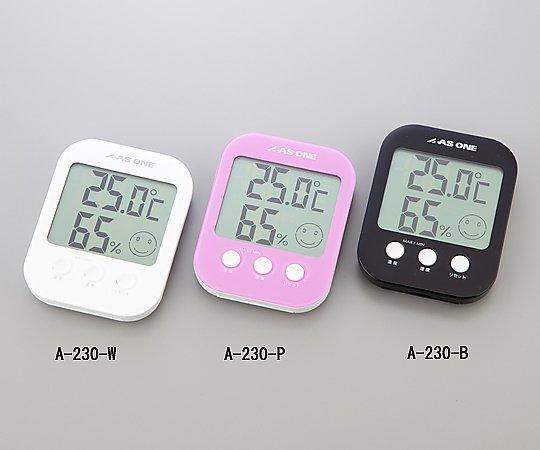 温湿度計 白 A-230-W 1台