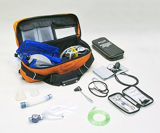 救急蘇生セット[医師挿管用] 成人用 ACRW-ED-FP 1式【条件付返品可】