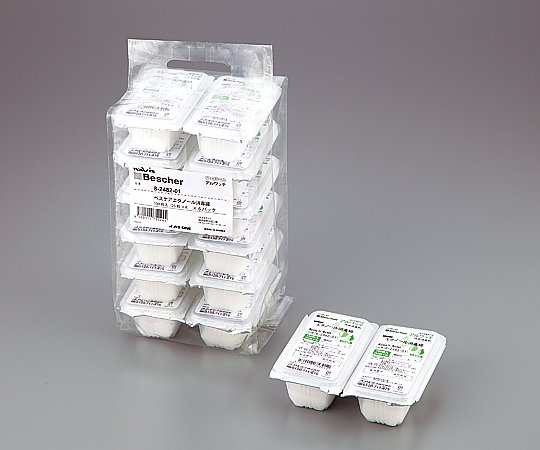 ベスケアエタノール消毒綿 100-48P 1箱(100枚x48箱入り)【返品不可】