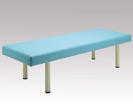 診察台ベッド[FV-215] 65-60 ブルー NV-BL 65-60 1台 【大型商品】【同梱不可】【代引不可】【キャンセル・返品不可】