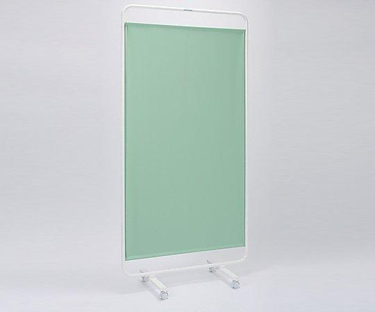 シェーディングスクリーン 22-1702 グリーン 900x400x1800mm 1枚【条件付返品可】