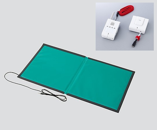 離床センサー[ふむナールLWワイヤレス] 送受信器セット・センサー 00127B00 1セット【条件付返品可】