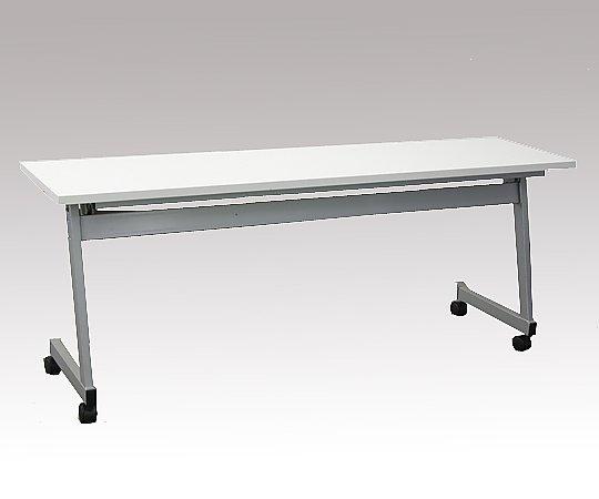 スタックテーブル レギュラー 1800x450x700mm 白 KR-Y-1845T 1台 【大型商品】【同梱不可】【代引不可】【キャンセル・返品不可】