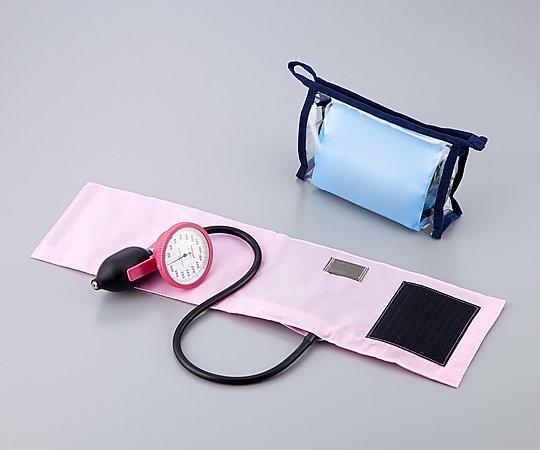 ラージゲージ血圧計[ワンハンドタイプ] ADC226P ピンク 1個【条件付返品可】