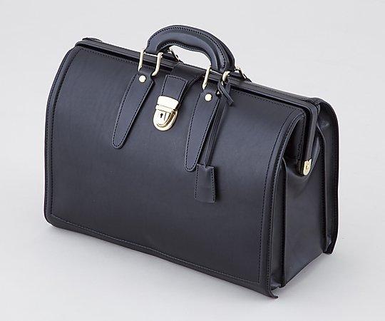 牛革往診鞄 (420x180x285mm) NV-2 1個【条件付返品可】