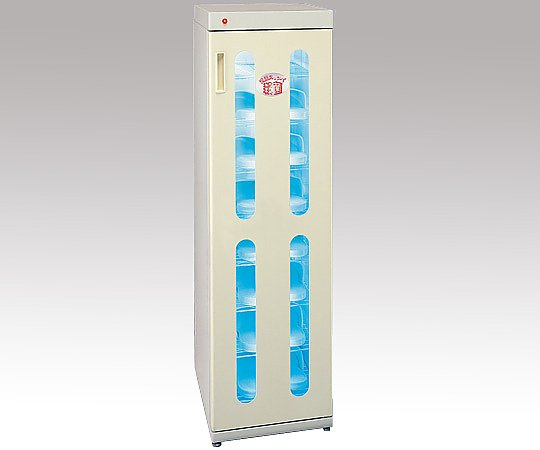クリーンボックス 8足 アイボリー DM-SLT-I 1台【条件付返品可】