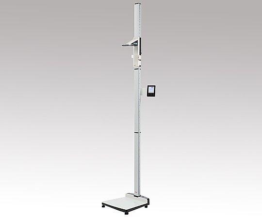 デジタル身長計付体重計[検定付]本体+通信用USB HBP-SECA-285S 1セット 【キャンセル・返品不可】