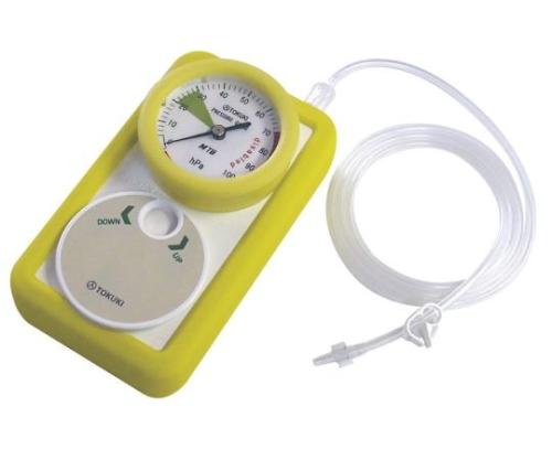 カフ圧計(カフチェッカー) 0~60hPa 00177A00 1個【条件付返品可】