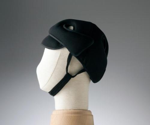 保護帽(アボネットガードD) 普通サイズ ブラック 2007 1個【条件付返品可】