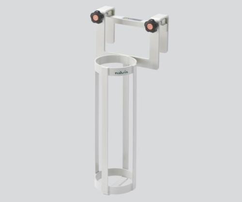 酸素ボンベラック(300L・500Lボンベ兼用) 200x182x500 BB-300 1個【条件付返品可】