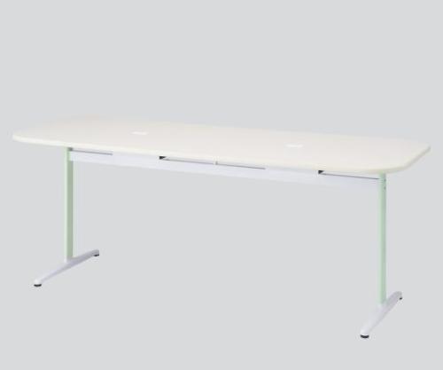 アルティア テーブル 2400x900x900 ピンク24 1個【条件付返品可】