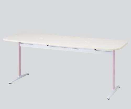 アルティア テーブル 1500x900x900 ピンク15 1個【条件付返品可】