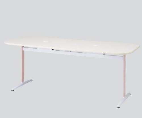 アルティア テーブル 1500x900x900 ペールオレンジ15 1個【条件付返品可】