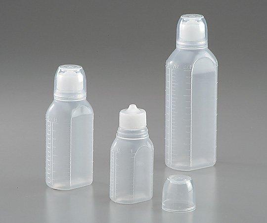 ハイオール投薬瓶 60mL 1箱(200本入り)【条件付返品可】