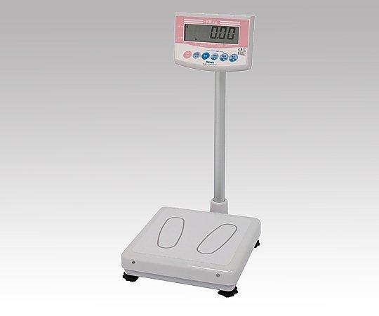 デジタル体重計[検定付]DP-7101PW 一体型 1台 【キャンセル・返品不可】