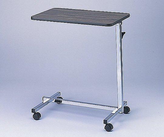 オーバーテーブル(昇降ネジ止め式) 600mm HP1030 1台【返品不可】