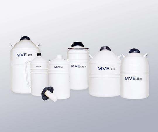 液体窒素保存容器 LABシリーズ 5L 0.15L/日 LAB5 1個【条件付返品可】