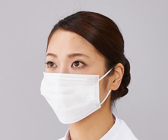 プロシェアサージカルマスク 女性用 得々パック 1ケース(10枚x200袋入り) アズワン【返品不可】
