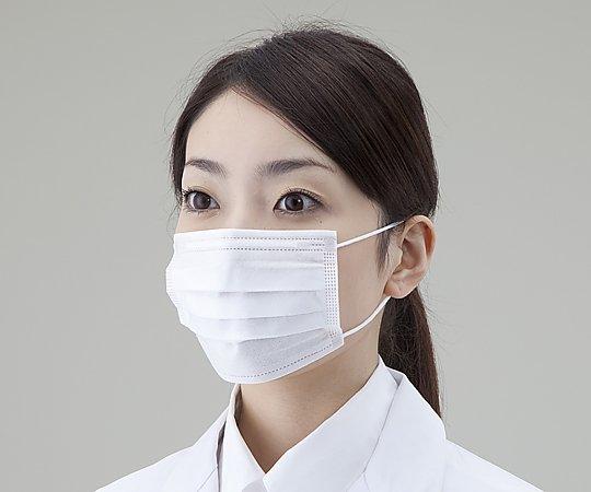 プロシェアサージカルマスク レギュラー 得々パック 1ケース(10枚x200袋入り) アズワン【条件付返品可】