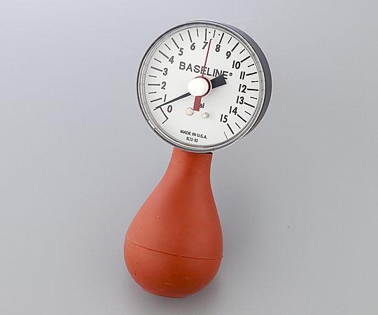 ハンド圧力計 R-366-C 1個【返品不可】