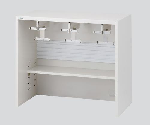 アルティア中段 点滴ユニット(アルミレール付き)用 ボックスホルダー 1個【条件付返品可】