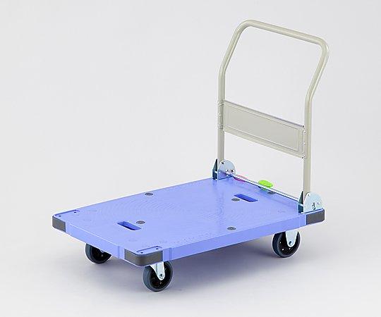 静音樹脂運搬車 (折りたたみ式・スペシャルブレーキ/300kg) DSK-301B2 1台 【大型商品】【同梱不可】【代引不可】【キャンセル・返品不可】