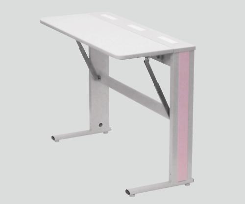 ナーステーブル(跳ね上げ式) 片面型 1200x536x900 RNT-1201S-ASOA 1個【条件付返品可】