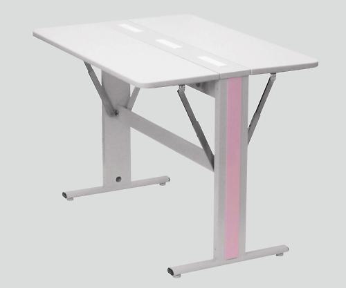 ナーステーブル(跳ね上げ式) 両面型 1200x900x900 RNT-1201-ASOA 1個【条件付返品可】