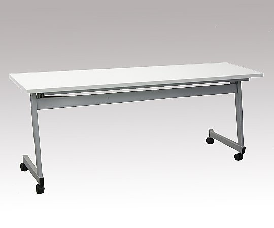 スタックテーブル レギュラー 1800x600x700mm 白 KR-Y-1860T 1台 【大型商品】【同梱不可】【代引不可】【キャンセル・返品不可】