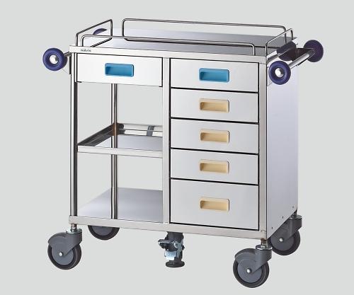 ワンストップ処置車(センターロック方式) ステンレス棚板 1個【条件付返品可】
