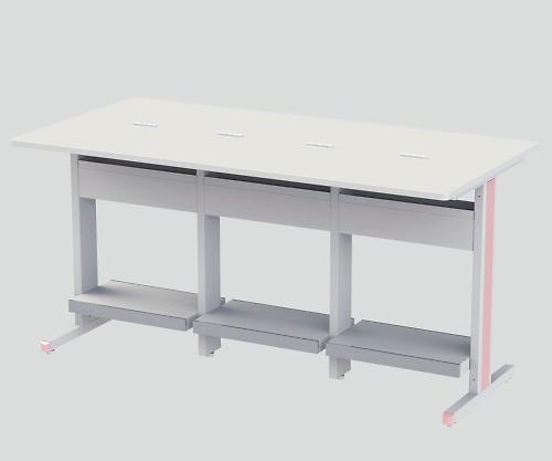 ナーステーブル(大型天板仕様) 1800x900x900 RNT-1802 1個【条件付返品可】