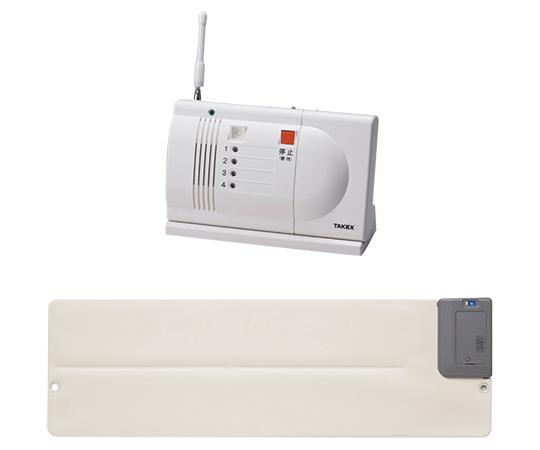 徘徊お知らせ「起き上がりくん」 卓上型受信機セット HW-BS3(T) 1箱【条件付返品可】