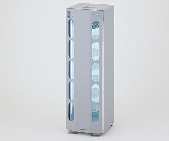 除菌スリッパボックス 50Hz 322x350x1079mm UZ-N9000 1台 【大型商品】【同梱不可】【代引不可】【キャンセル・返品不可】