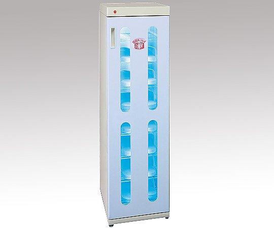 クリーンボックス 8足 ブルー DM-SLT-B 1台【条件付返品可】