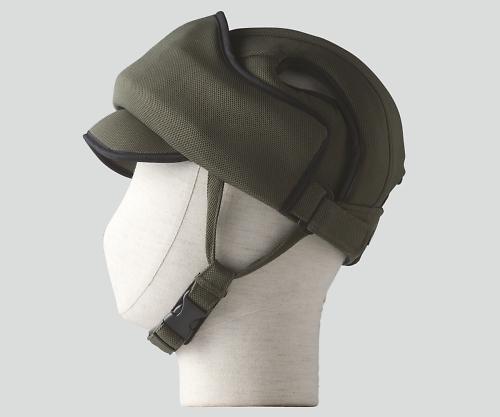 保護帽(アボネットガードE) M-L オリーブ 2100 1個【条件付返品可】