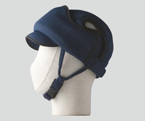 保護帽(アボネットガードE) M-L ネイビー 2100 1個【条件付返品可】