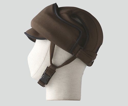 保護帽(アボネットガードE) M-L ブラウン 2100 1個【条件付返品可】