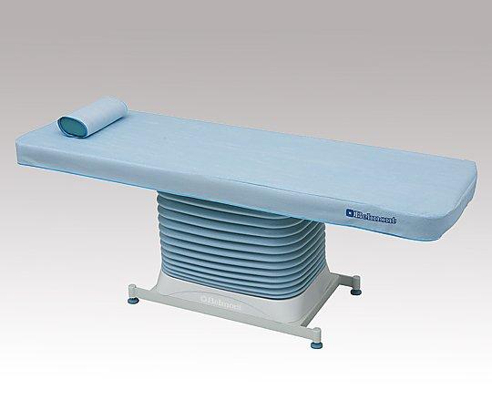 診察台カバー 防水タオルカバー ライトブルー EX-SD2W用 EX-OPT-S511N 1枚【条件付返品可】