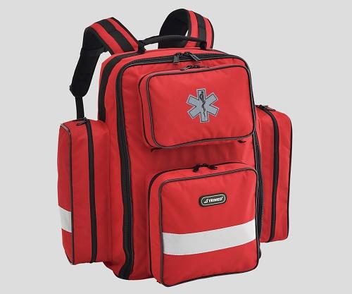 救急バッグ 540x300x500 EMB141-RD-0 1個【条件付返品可】